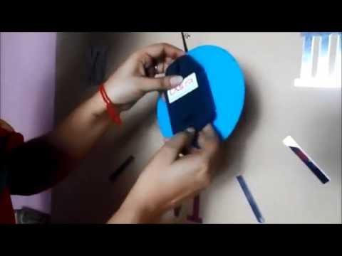 DIY 3D Roman Numbers Watch Clock Home Decor Silver Mirror Face Wall Sticker-LaserCraftStore