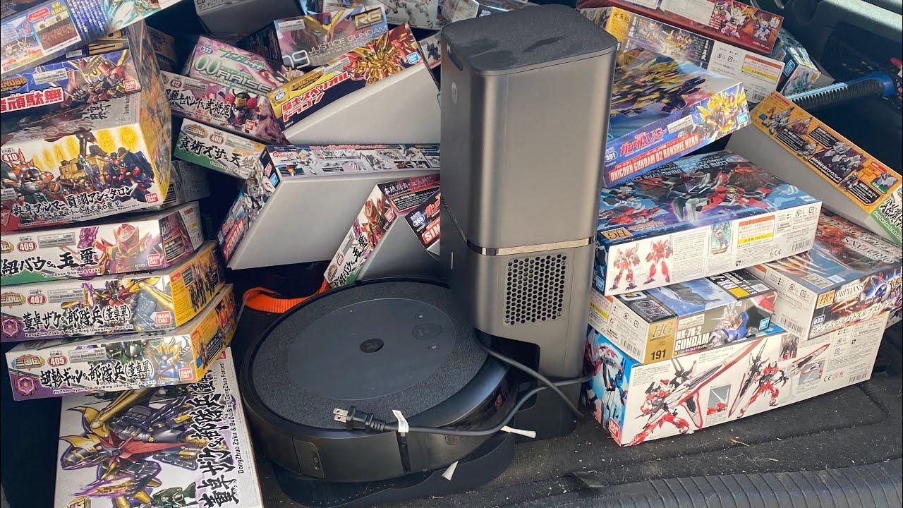Gundam Mystery Box Scammer & $24,000 skids arrive!