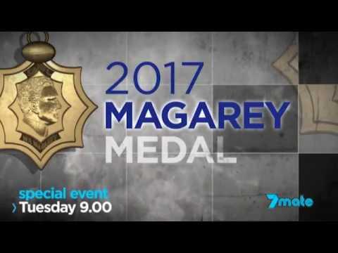 2017 Magarey Medal & SA Football Hall of Fame on 7Mate