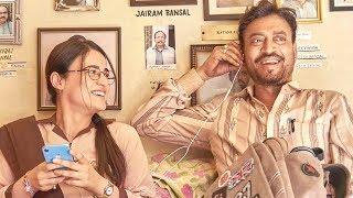 angrezi Medium Movie Review By Rajeev Masand   Irrfan Khan I Radhika Madan I Deepak Dobriyal