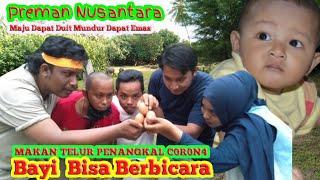 Gambar cover BAYI BISA BICARA SURUH MAKAN TELUR,,EFFEK VIDEO VIRAL,Komedi Lemtoe Indones