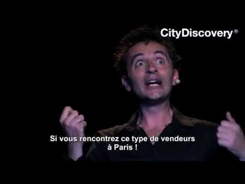 How to Become a Parisian in One Hour? Comedy Show in Paris