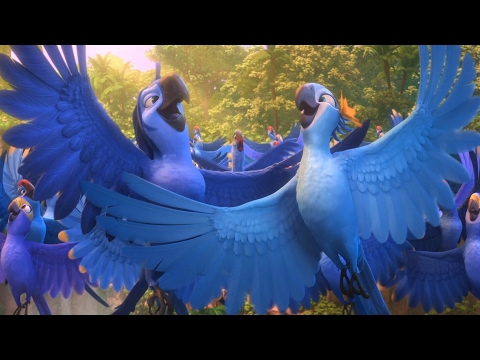 Rio 2: Beautiful Creatures version Toy💙