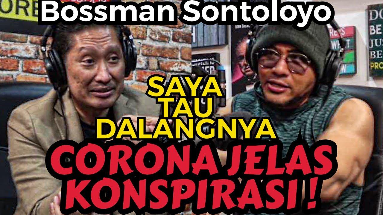 Download CORONA JELAS KONSPIRASI‼️SAYA JELASKAN - BOSSMAN MARDIGU SONTOLOYO WP