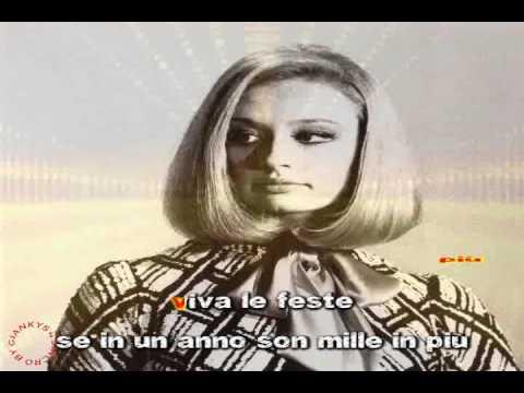 Raffaella Carrà - Ma che musica maestro (karaoke - fair use)