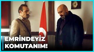 Pehlivan, Türk Ordusuna Katıldı - Vatanım Sensin 45. Bölüm