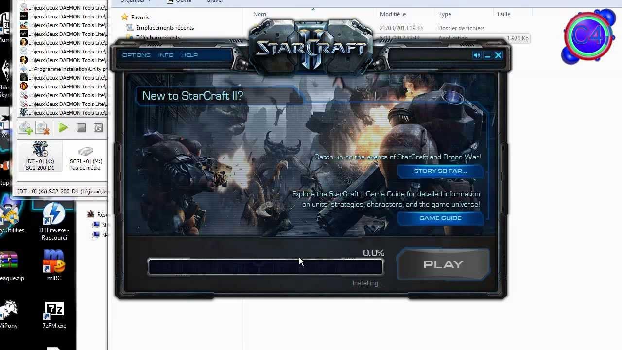 Starcraft 2 updating tools 0