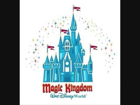 Walt Disney World Magic Kingdom Welcome Show Audio Youtube