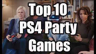Top 10 PS4 Party Games