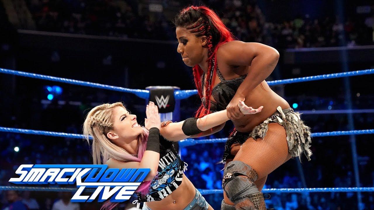 Bayley & Ember Moon vs. Alexa Bliss & Nikki Cross: SmackDown LIVE, July 30, 2019