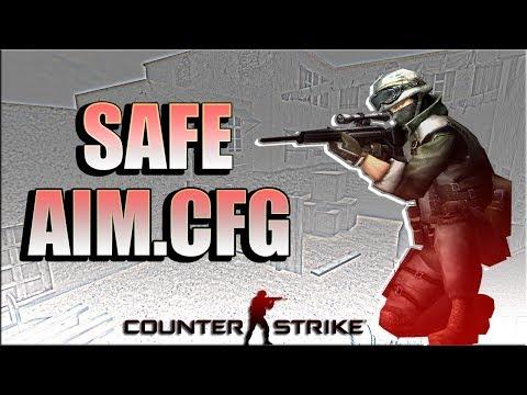 ♛🔥 Counter Strike 1.6 ♛🔥 ★ SAFE.cfg ★ (DLL+CFG+RC) ▶️AIM CFG◀️ 2019! no VAC!