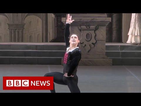Coronavirus: How Russia's Ballet Wasn't Shut Down Despite Lockdown - BBC News