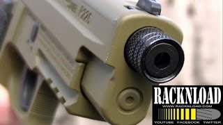 Sig Sauer P226 (Co2 .177 Pellet) **FULL REVIEW** by RACKNLOAD