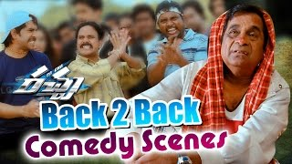 Racha movie telugu comedy back 2 back comedy scenes || latest comedy scenes 2016
