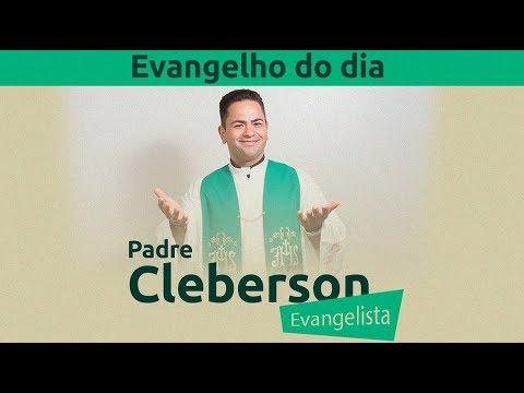Evangelho do dia - Mt 11,16-19 - Padre Cleberson Evangelista