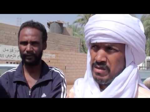 Along Gaddafi's Road (Libya Documentary) -