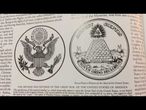 Secret Meaning of the Pyramid & Eagle in United States Seal