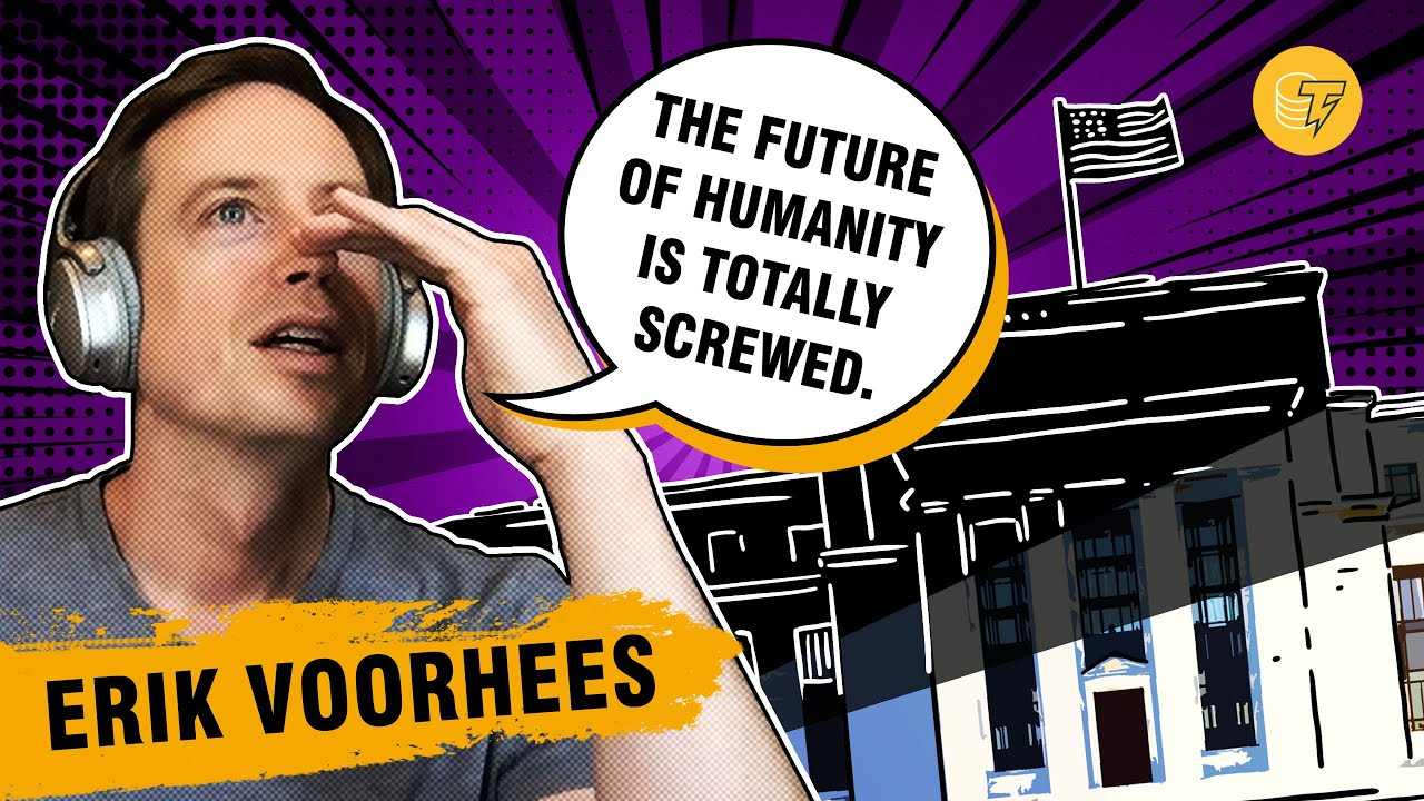 Debt Crisis in 5 Years: Time to Buy Bitcoin? | ShapeShift's Erik Voorhees Explains