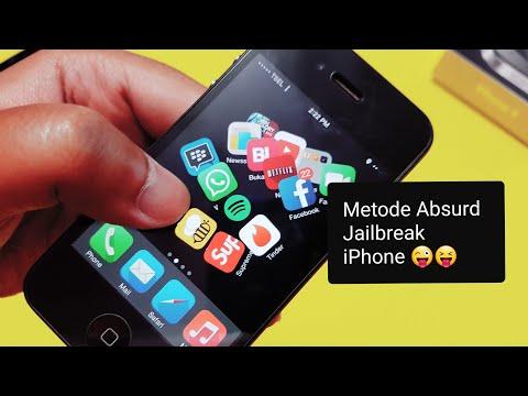 Tutorial Cara Jailbreak IPhone IOS 7 Tahun 2018 (iPhone 4,4S,5,5S)