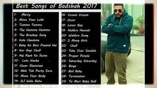 Best songs of Badshah of 2017