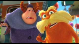 Dr. Seuss' The Lorax - Super Bowl Spot  (HD)
