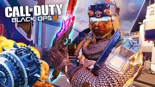 "Black Ops 3 - DARK MATTER SWORD ""FURY"