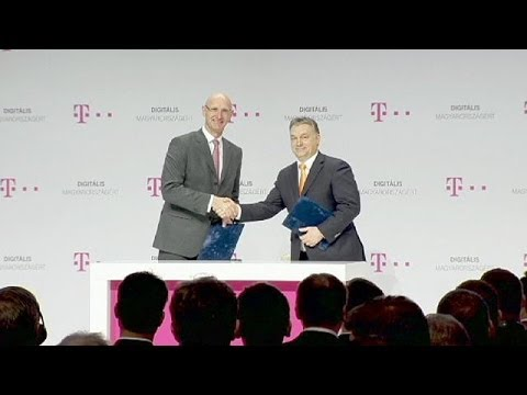 Deutsche Telekom pledges to big investment in Hungarian broadband network - economy