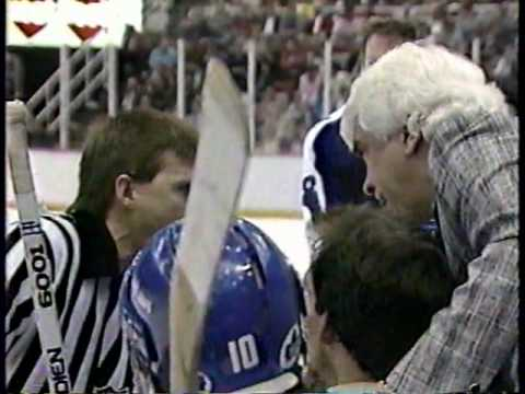 1988 Norris Semifinal - Detroit vs. Toronto (game 5—part 2)