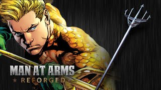 Aquaman's Trident - MAN AT ARMS:REFORGED thumbnail