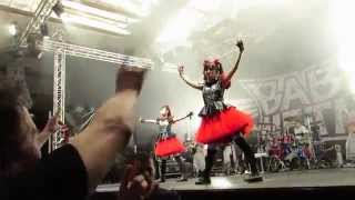 Repeat youtube video 「BABYMETAL DEATH」BABYMETAL Live @ Estragon Club