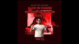 Alice In Chains - Rainier Fog (2018) Album Review