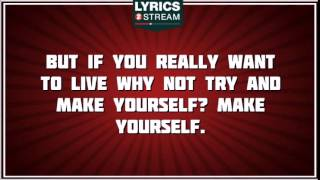Make Yourself - Incubus tribute - Lyrics Mp3