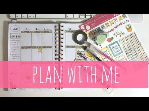 ¡Planifica tu semana conmigo! Semana Santa. PLAN WITH ME