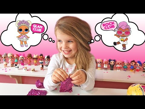 LOL Challenge Intuition Which doll POPSY TOYS