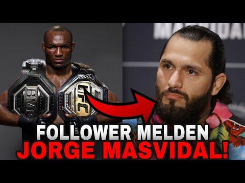 Jorge Masvidal könnte bald GEBANNT werden! Nachricht an die Hater!