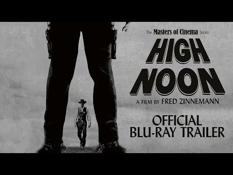 HIGH NOON (4K Restoration) New & Exclusive Trailer