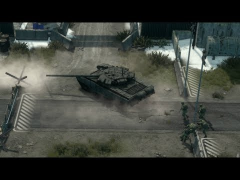 Russian Main Battle Tank T-90 In New Strategy Game Warfare Online