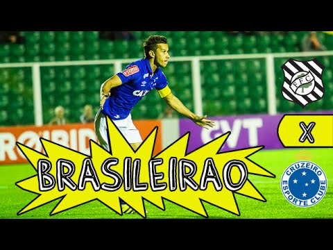 Figueirense 1 x 2 Cruzeiro - Melhores Momentos - Campeonato Brasileiro 2016