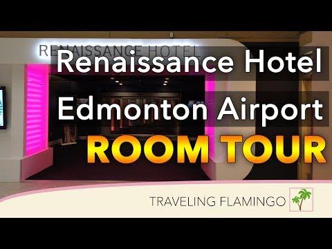 Renaissance Hotel, Edmonton, Alberta In The Edmonton Internal Airport