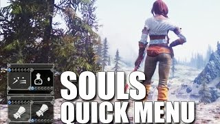 Souls Quick Menu (from Dark Souls) - Skyrim Mods Watch