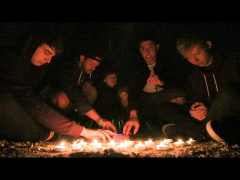"OUIJA BOARD CHALLENGE AT ""SUICIDE BRIDGE"" (SOMETHING ATTACKED US!)"