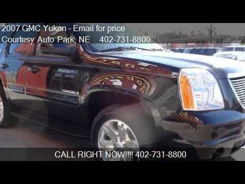 2007 GMC Yukon SLT - for sale in Omaha, NE 68117