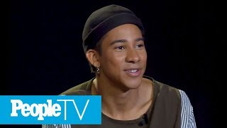 'Love, Simon's' Keiynan Lonsdale Says Falling In Love With A Friend Sparked His Journey | PeopleTV