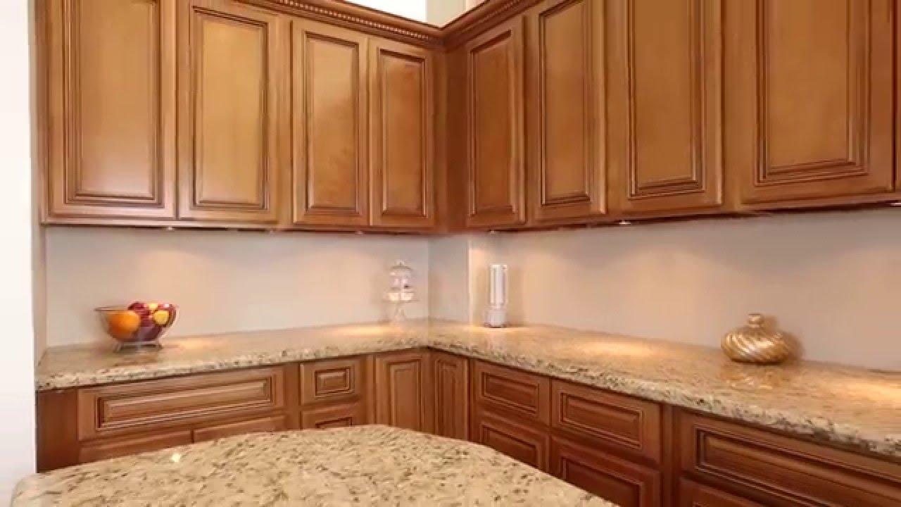 Maple Glaze Kitchen Cabinets   Wholesale Kitchen Cabinets ... on Maple Cabinets Kitchen  id=25437