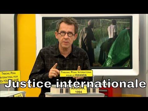 Combien y-a-t-il de tribunaux pénaux internationaux ? - C'est Pas Sorcier