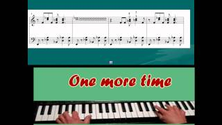 Piano lessons : Let