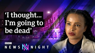 Racist attack investigation reopened by Met Police - BBC Newsnight