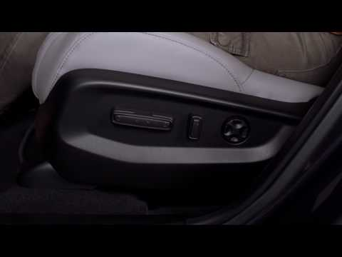 2017 Honda CR-V 4-Way Power Lumbar Support