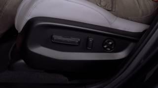 2017 Honda CR V 4 Way Power Lumbar Support