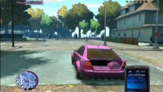 GTA IV The Ballad Of Gay Tony Game Play - PS3 Part 1